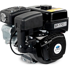 Subaru 5.7HP Recoil, Air Cooled, 4-Stroke Overhead Cam, Chain Drive Gas Engine