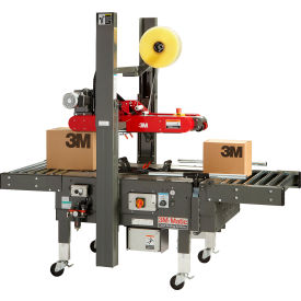 """3M-Matic Random Case Sealer 7000r3 Pro with 3"""" 3M AccuGlide 3 Taping Head by"""