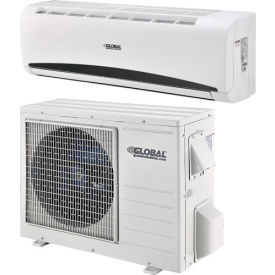 Ductless Air Conditioner 9,000BTU Cool 9,000BTU Heat with Heat Pump SEER15