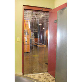 "TMI PSD-4080 Personnel Strip Door 40""W x 80""H"