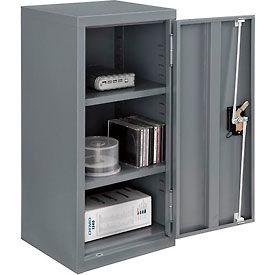 Paramount™ Wall Storage Cabinet Assembled 13-3/4x12-3/4x30 Gray