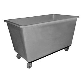 Gray Poly Box Truck 15 Bushel Capacity