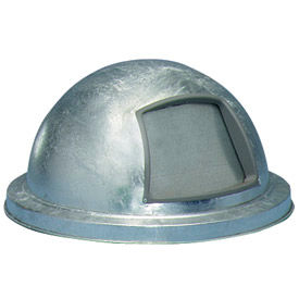 Galvanized Dome Top for 32 Gallon Garbage Can