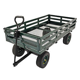 Sandusky Nursery Crate Wagon Cw6031 60 X 31 1400 Lb Capacity