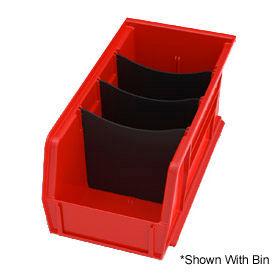 Akro-Mils Cross Divider 41230 For AkroBin® 5-1/2 x 10-7/8 x 5, Price Pack of