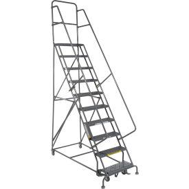 "CAL-OSHA KIT 10-12 Step Ladders - 24"" w Steps/20"" D Platform"