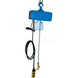 Vestil Variable Speed Electric Chain Hoist 500 Lb. Capacity