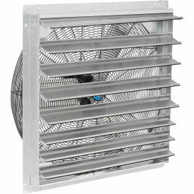 "Exhaust Ventilation Fan With Shutter 30"" 2-Speed"