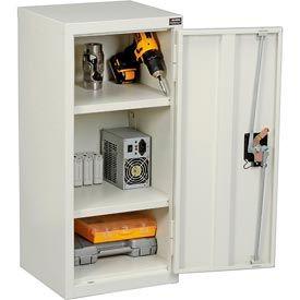 "Global™ Wall Storage Cabinet Assembled 13-3/4""W x 12-3/4""D x 30""H White"