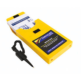 IRONguard Electric Narrow Aisle Forklift Checklist Caddy 70-1072