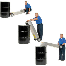 Aero® Aluminum Liquid Transfer Cart SSA-925 9-1/4 Gallon Capacity