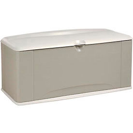 bins totes containers containers deck boxes rubbermaid 5e39 extra large deck box with. Black Bedroom Furniture Sets. Home Design Ideas