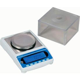 "Brecknell MBS Series Dietary Digital Scale 600g x 0.01g, 4-5/8"" Diameter Platform"