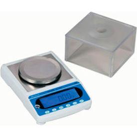 "Brecknell MBS Series Dietary Digital Scale 1200g x 0.02g, 6-7/8"" x 6-7/8"" Platform"