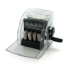 Royal Sovereign® 1 Row Manual Coin Sorter