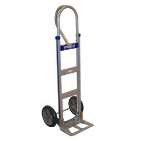 Wesco® Cobra-Lite Aluminum Hand Truck 220568 Loop Handle Balloon