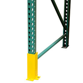 "Pallet Rack - Post Protector 2-Sided, 2-Mount 23"" H"