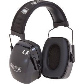 Leightning L3 Noise Blocking Earmuff, Headband