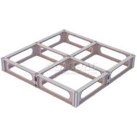 Hi & Dry Storage Grid Pallet 4 Sq. Ft. Small Grid Kit