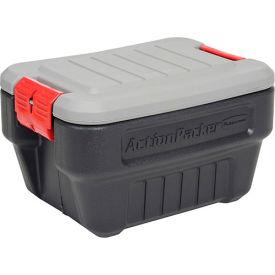 Storage | Rubbermaid 1170 ActionPacker Lockable Storage Box 8 Gallon