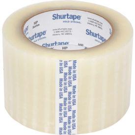 "Shurtape® HP 200 Carton Sealing Tape 3"" x 110 Yds. 1.9 Mil Clear - Pkg Qty 24"