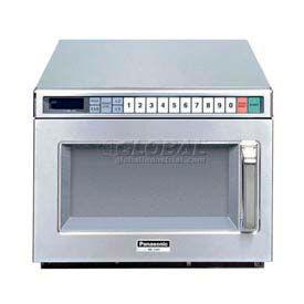 Panasonic 0.6 Cu. Ft. 1700 Watt, TouchPad Commercial Microwave
