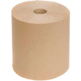 Cascades Décor® Roll Paper Towels - Natural - 800'/Roll, 6 Rolls/Case