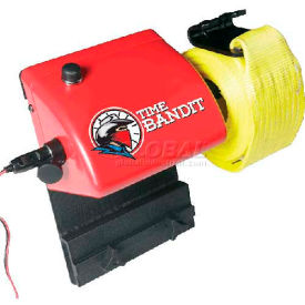 Time Bandit Portable 12V Electric Cargo Strap Winder