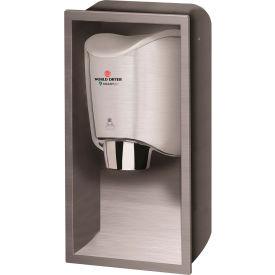 World Dryer® SMARTdri Recessed Kit - KKR973