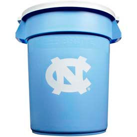 Rubbermaid® Brute 32 Gallon North Carolina Garbage Can with Lid