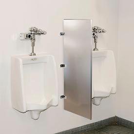 Global Industrial™ Bathroom Stainless Steel Urinal Screens