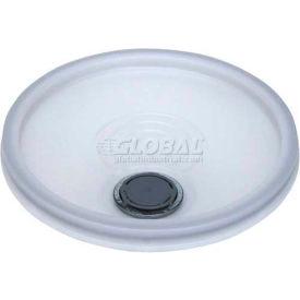 Vestil Tear-Tab Lid & Plastic Spout LID-54-PNST 3½, 5 & 6 Gal Open Head Pails