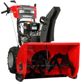 "Snapper® 32"" Dual Stage Snow Thrower w/ RS + 110V w/Cord, 1-2-3 Start"