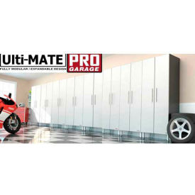 Ulti-MATE Garage PRO 8-Piece Tall Cabinet Kit