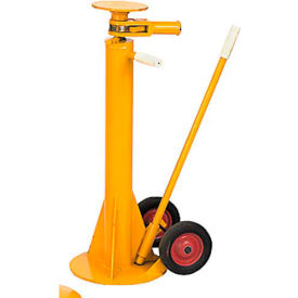 Wesco Trailer Stabilizing Jack 272955 40,000 Lb. Lift & 100,000 Lb. Static by