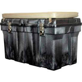 Rubbermaid 7720-00 Structural Foam Tack Box with Padded Top