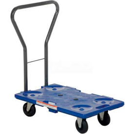 Optional Steel Handle PCS-HDL for Vestil Interlocking Plastic Dolly