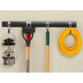 Rubbermaid 5J91 FastTrack Garage 5 Pieces All In One Kit
