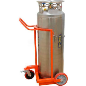 Wesco® Liquid Cylinder Cart 210131 1000 Lb. Capacity