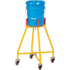 Vestil Elevated Bucket & Pail Dolly PDOL-26