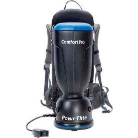 Powr-Flite® Premium Comfort Pro Backpack Vacuum - 6 Quart