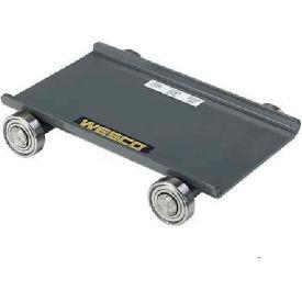 Wesco® Steel Deck Machine Dolly 480020 10,000 Lb. Capacity