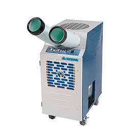 Kwikool 1.1-ton Portable Air Conditioner, KPAC1411-2, 13,700 BTU
