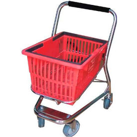 Kiddie Shopping Basket Cart for 1 Standard Shopping Basket, Good L Corp. ® - Pkg Qty 3