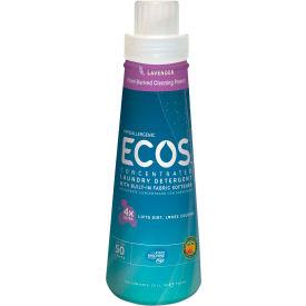 ECOS® 4X Lavender Laundry Detergent 25 oz. Bottle - 6/Case 980006