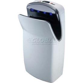 World Dryer® Vmax™ White Vertical Hand Dryer - V-674A