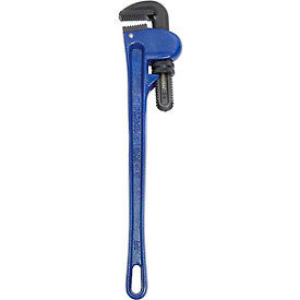 "Global™ Industrial 24"" Cast Iron Pipe Wrench"