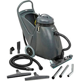 """Global™ Wet & Dry Vacuum 18 Gallon with 24"""" Squeegee"""