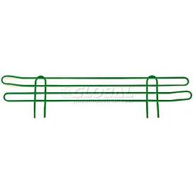 Nexel Green Wire Ledge 72 x 4