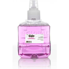 GOJO Hand Soap Refill - LTX Anti-Bacterial Plum Foam 1200 mL - 2 Refills/Case 1912-02